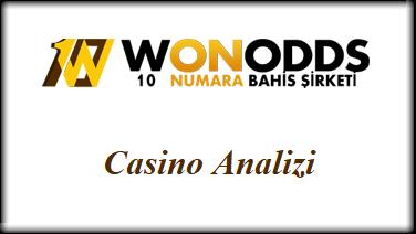 Wonodds Casino Analizi