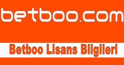 Betboo Lisans