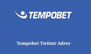 Tempobet Twitter Adres