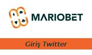 Mariobet Giriş Twitter