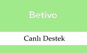 Betivo Canlı Destek